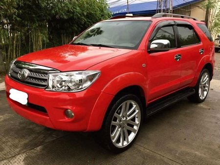2007 Toyota Fortuner G 4x2 A/T