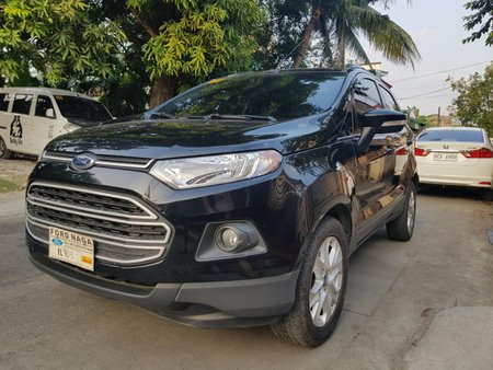 Ford Ecosport 2016 AT trend