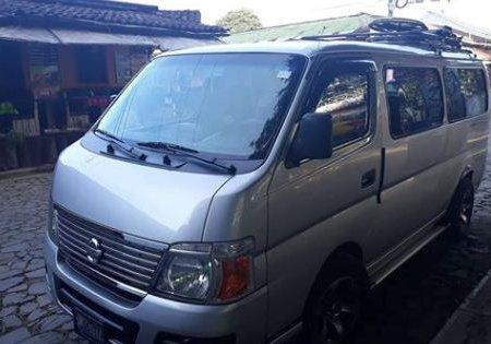 2012 Nissan Urvan