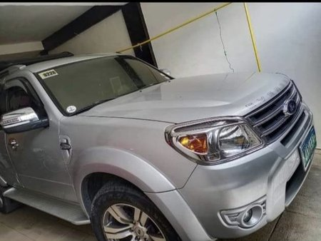 2013 Ford everest