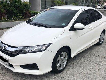 2016 Honda City 1.5 E AT