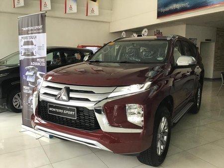 Brandnew Mitsubishi Montero Sport Automatic