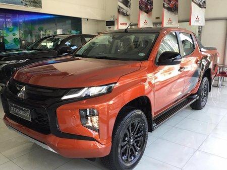 Brandnew Mitsubishi Strada Athlete