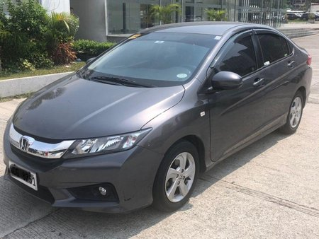 2017 Honda City 1.5 E AT