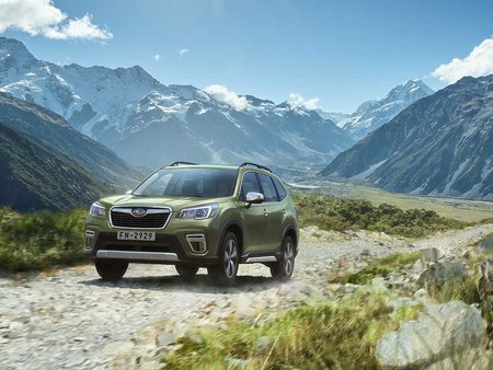 All New 2020 Subaru Forester