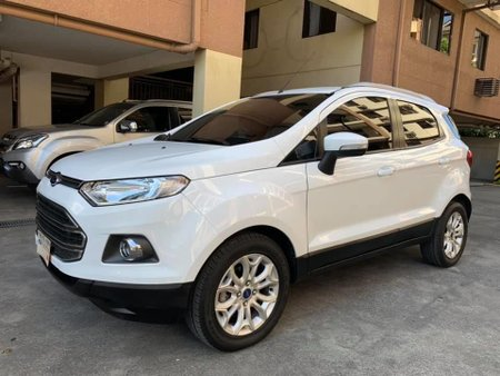 2016 Ford Ecosport Titanium AT