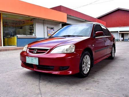 2004 Honda Civic VTI AT 228t Nego Batangas Area
