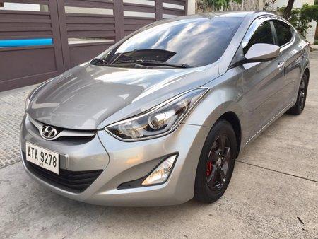 🇮🇹 2015 Hyundai Elantra M/T