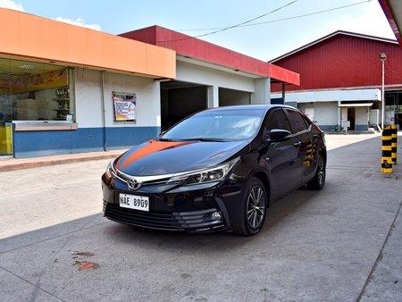2017 Toyota Altis 1.6G AT 648t Nego Batangas Area