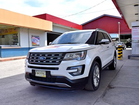 2016 Ford Explorer 2.3 Ecoboost AT  Super Fresh 1.588m Nego Batangas Area