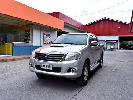 2014 Toyota Hi Lux E 2014 MT 648T Nego Batangas Area Manual