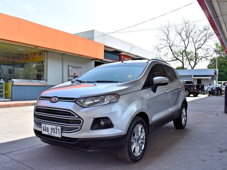2015 Ford EcoSports at 478t Nego Batangas Area