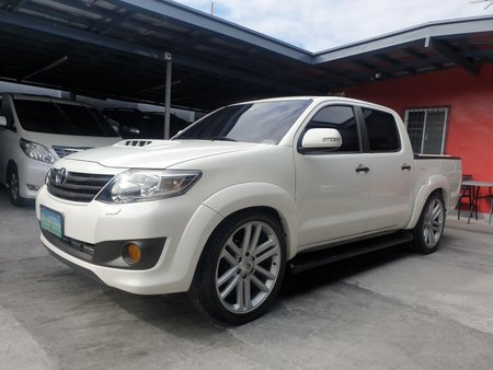 Toyota Hilux 2014 G Manual