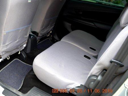 Silver Toyota Avanza 2018 SUV / MPV for sale in Bulacan