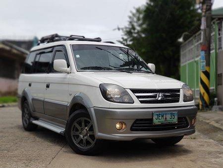2012 Mitsubishi Adventure Super Sport