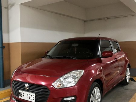 SOUL FIRE RED 2019 SUZUKI SWIFT GL 1.2 AT AVAILABLE FOR SALE AT LOW PRICE AT EASTWOOD QC