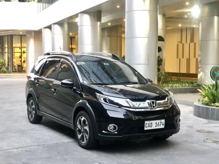 BLACK 2017 HONDA BRV 1.5S CVT AVAILABLE ON A LOW PRICE IN QC