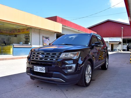 2017 Ford Explorer 2.3 Ecoboost AT Super Fresh 1.598m Nego Batangas Area