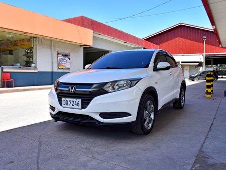 2016 Honda HR-V AT 718t Nego Batangas Area