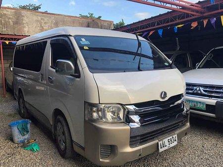 2014 Toyota Grandia GL 2.5 AT 1.048m Nego Batangas Area