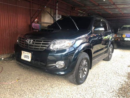 2016 Toyota Fortuner v 4x2 AT Super Fresh 948t Nego Batangas Area