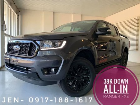 BRAND NEW FORD RANGER 2020 WITH PROMOS