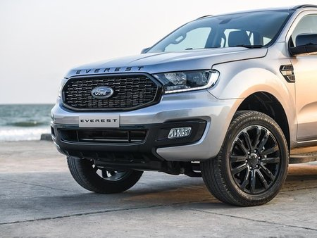 BRAND NEW FORD EVEREST 2020 WITH PROMOS