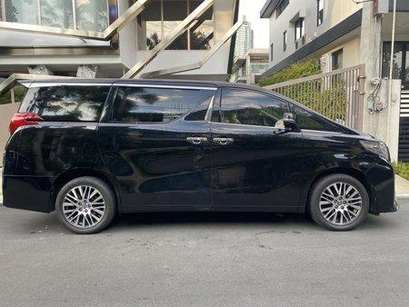 2015 Toyota Alphard V6 7 seater