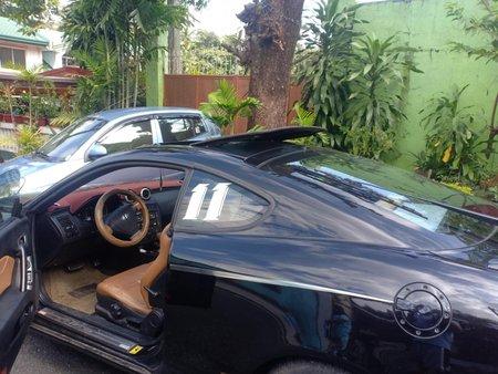 Sell Black 2004 Hyundai Coupe in Manila