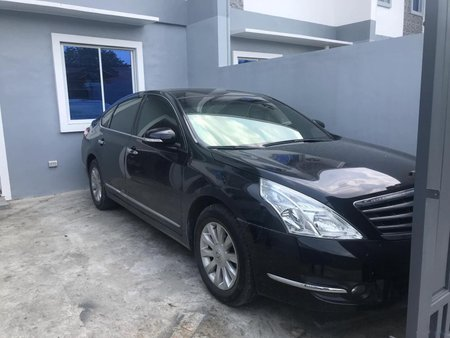 Selling Black Nissan Teana 2014 Sedan in Tarlac City