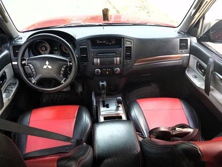 Sell Red 2007 Mitsubishi Pajero SUV / MPV in Manila