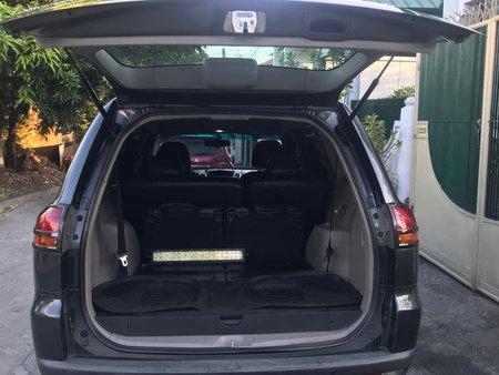 Black Mitsubishi Montero 2009 SUV / MPV for sale in Manila