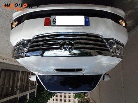 Sell White 2014 Toyota Fortuner SUV / MPV in Manila