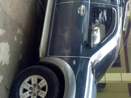 Blue Ford Everest 2007 SUV / MPV for sale in Tagum
