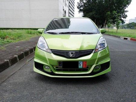 Sell Green 2012 Honda Jazz Hatchback in Manila