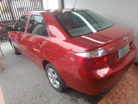 Toyota Vios E 2004