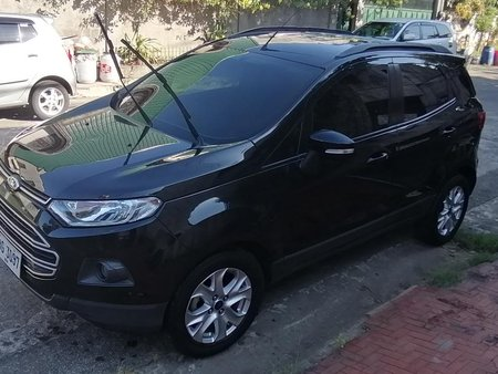 2015 Ford ecosport automatic (low mileage)