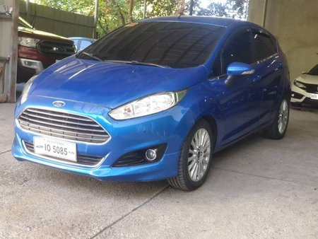2017 Ford Fiesta 1.0 Ecoboost Turbo