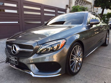🇮🇹 2018 Mercedes-Benz C300 AMG Coupe A/T