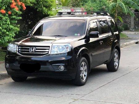 2012 Honda Pilot Limited 4wd Automatic
