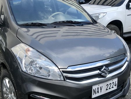 METALLIC GREY 2018 SUZUKI ERTIGA GLX AT TOP OF THE LINE BEST DEAL IN QC