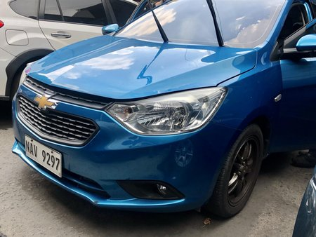 BLUE SKY 2017 CHEVROLET SAIL LTZ TOP OF THE LINE VERY AFFORDABLE PRICE IN QC