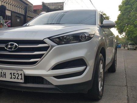 Hyundai Tucson 2017 AT CRDI