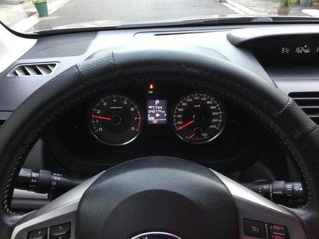 Sell Beige 2015 Subaru Forester SUV / MPV in Lipa