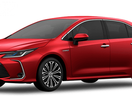 79K ALL IN PROMO! BRAND NEW TOYOTA COROLLA ALTIS 1.6G AT