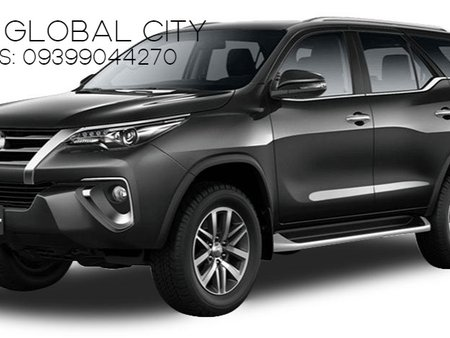 2020 TOYOTA FORTUNER 4X2 G DSL AT