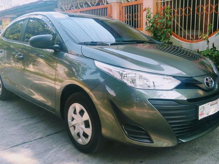 Toyota Vios XE 2020 Automatic not 2019