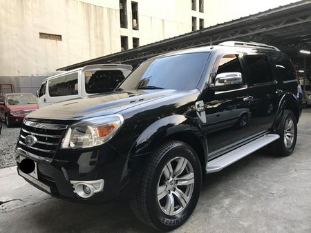 2010 Ford Everest AT 4x2 Top condition