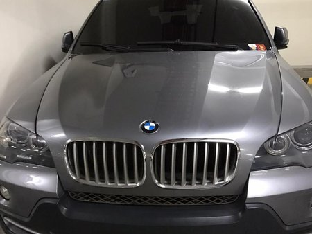 Selling Grey Bmw X5 2008 SUV / MPV in Makati