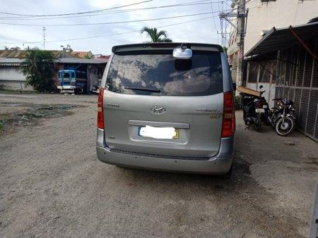 Sell Silver 2011 Hyundai Grand starex Van in Malolos